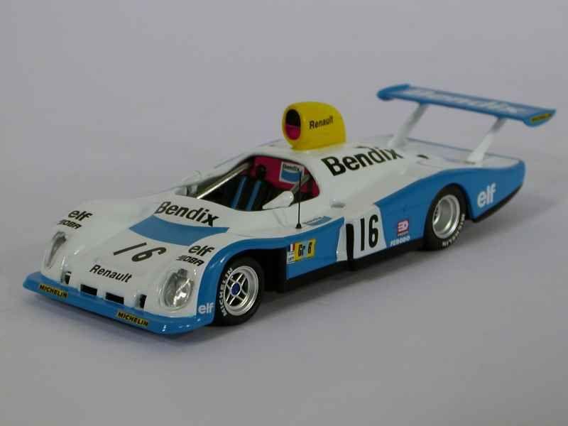 41264 Alpine A442 Le Mans 1977