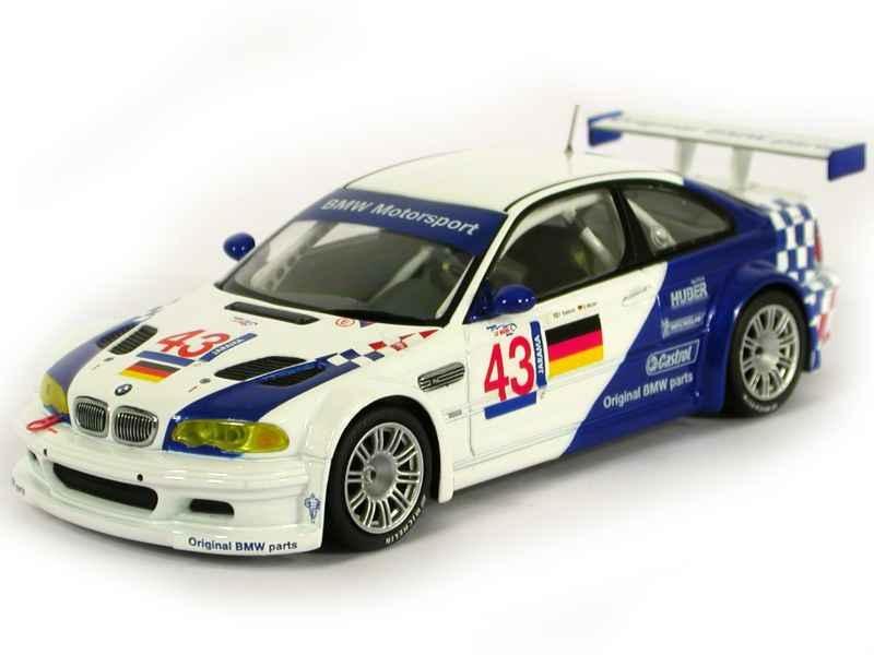 41344 BMW M3/ E46 GTR ELMS 2001