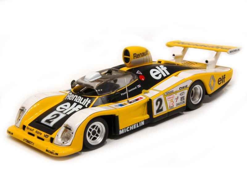 41816 Alpine A442B Le Mans 1978