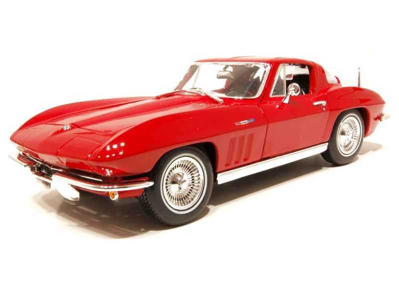 41871 Chevrolet Corvette Coupé 1965