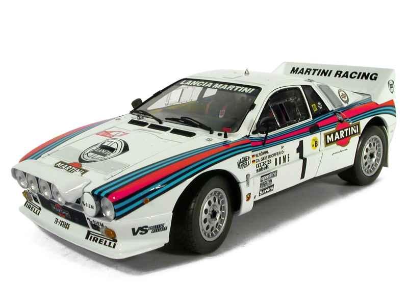 42027 Lancia 037 Monte Carlo 1983