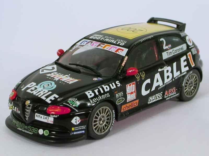 42402 Alfa Romeo 147 GTA Cup 2003