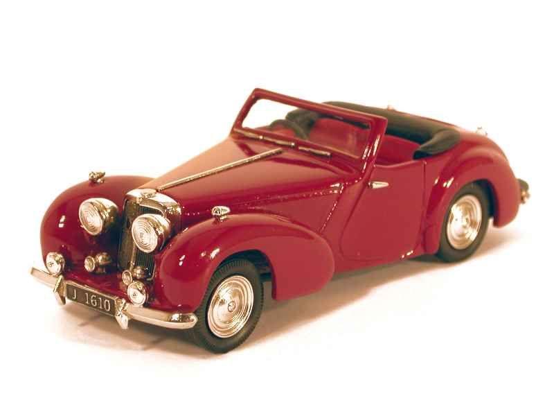 42463 Triumph 2000 Roadster 1949