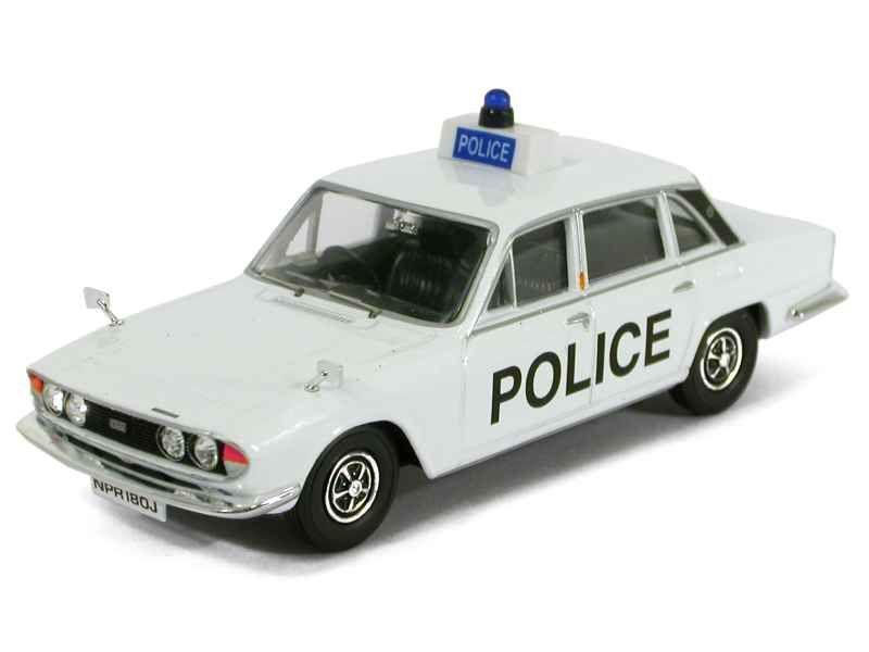 42631 Triumph 2.5 PI Police