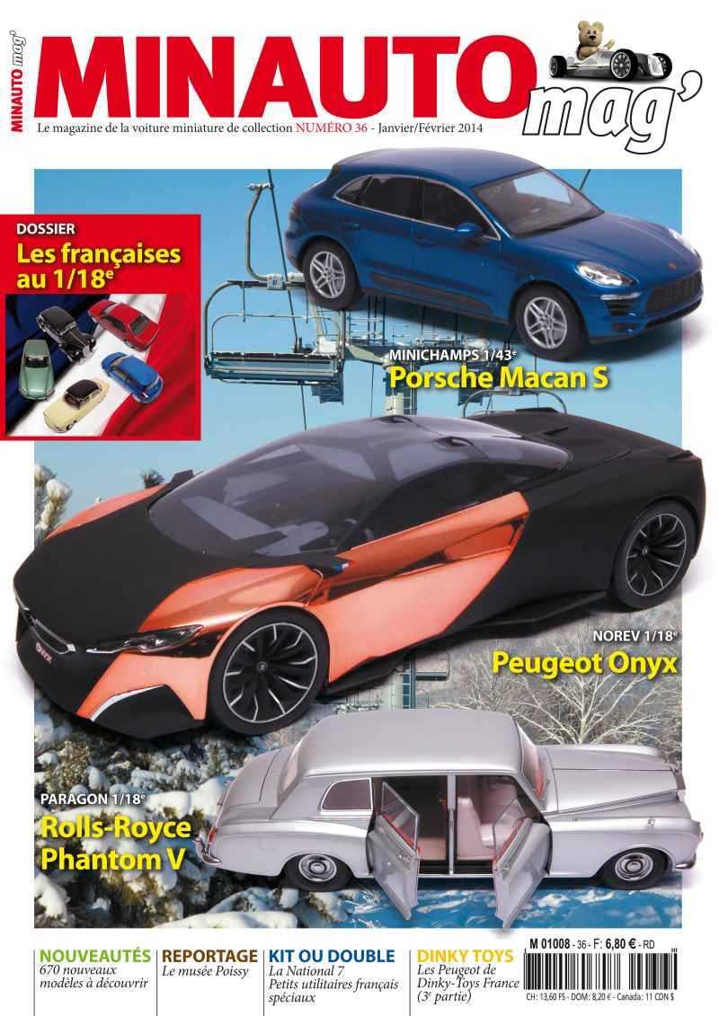 43 MINAUTO mag' No36 Janvier / Février 2014