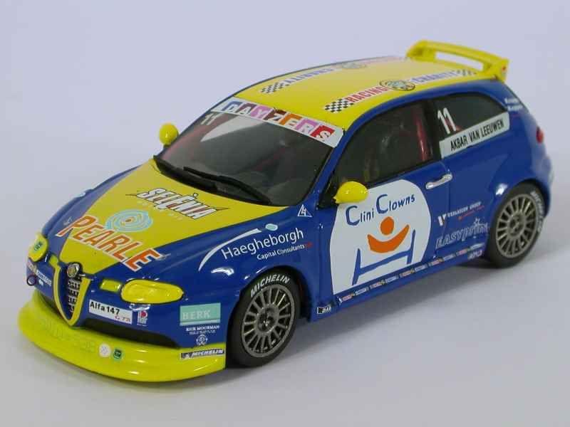 43240 Alfa Romeo 147 GTA Cup 2003