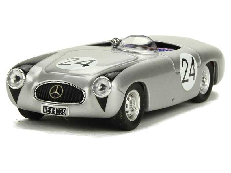 43718 Mercedes 300 SL Nurburgring 1952