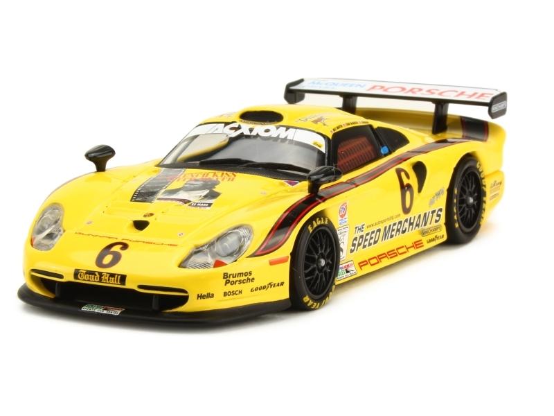 44204 Porsche G99 Gunnar Daytonna 2003