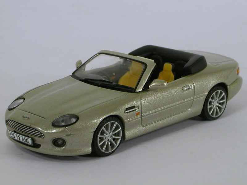 44765 Aston Martin DB7 VANTAGE VOLANTE