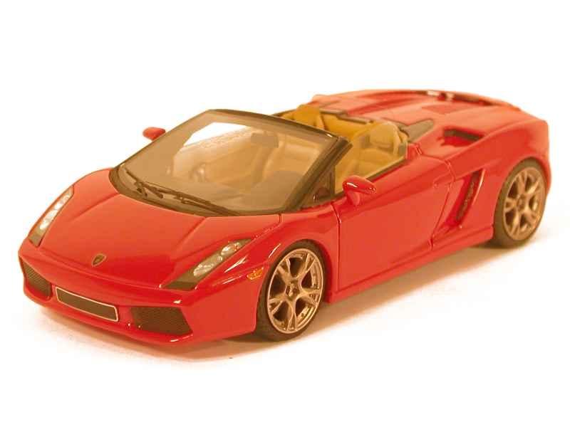 44836 Lamborghini Gallardo Spyder