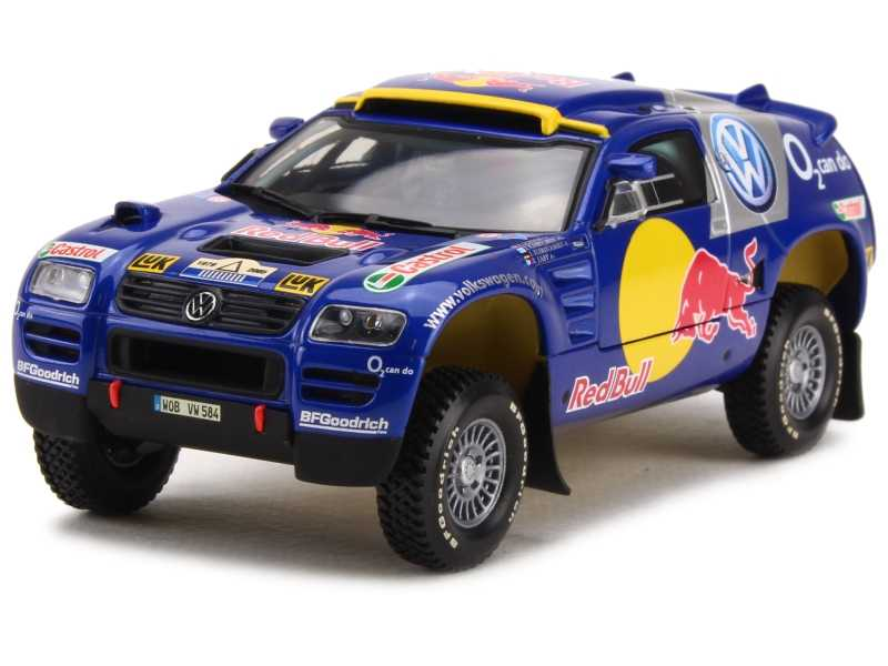 45080 Volkswagen Touareg Presentation 2004