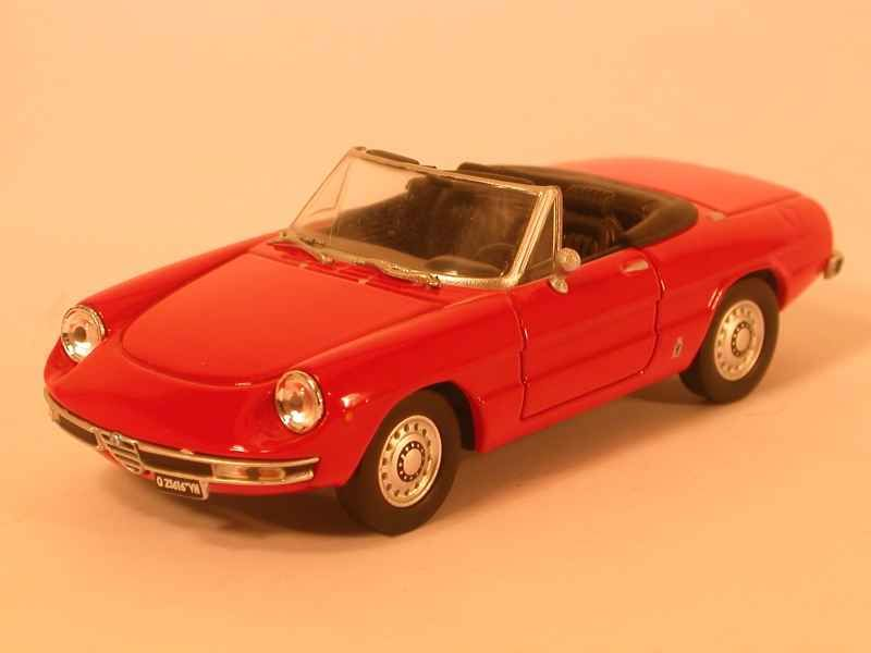 45263 Alfa Romeo 1300 Junior Spider 1970