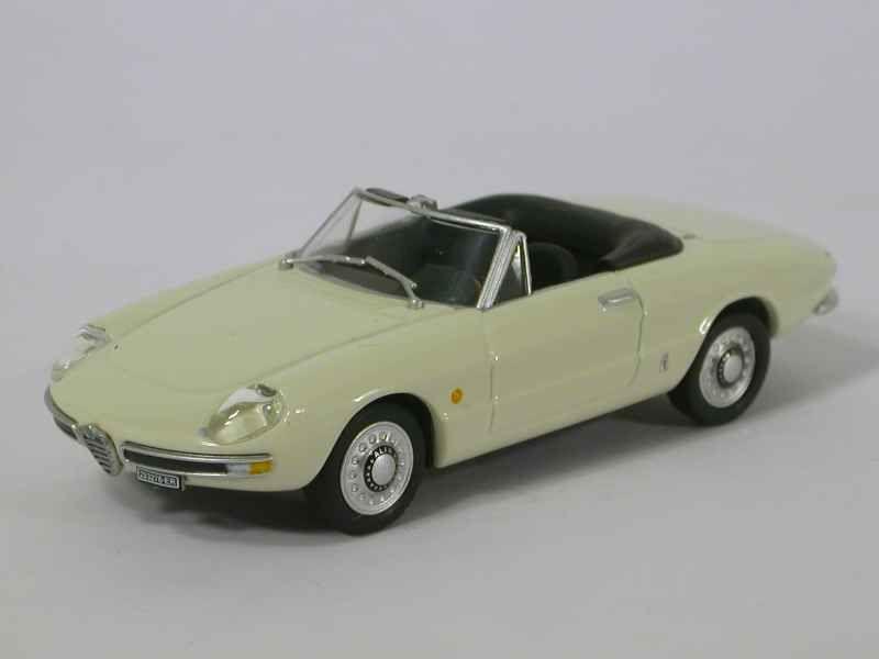 45274 Alfa Romeo Spyder 1966