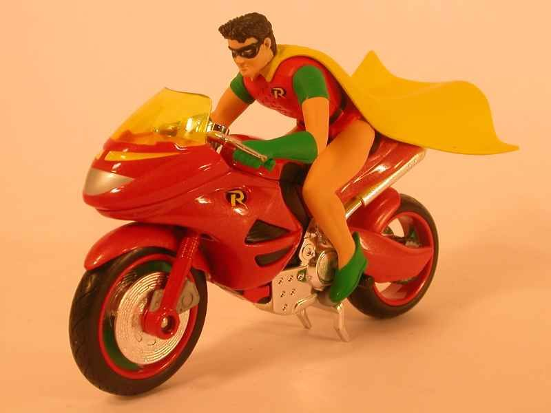 45342 Batmobile The Robin Cycle