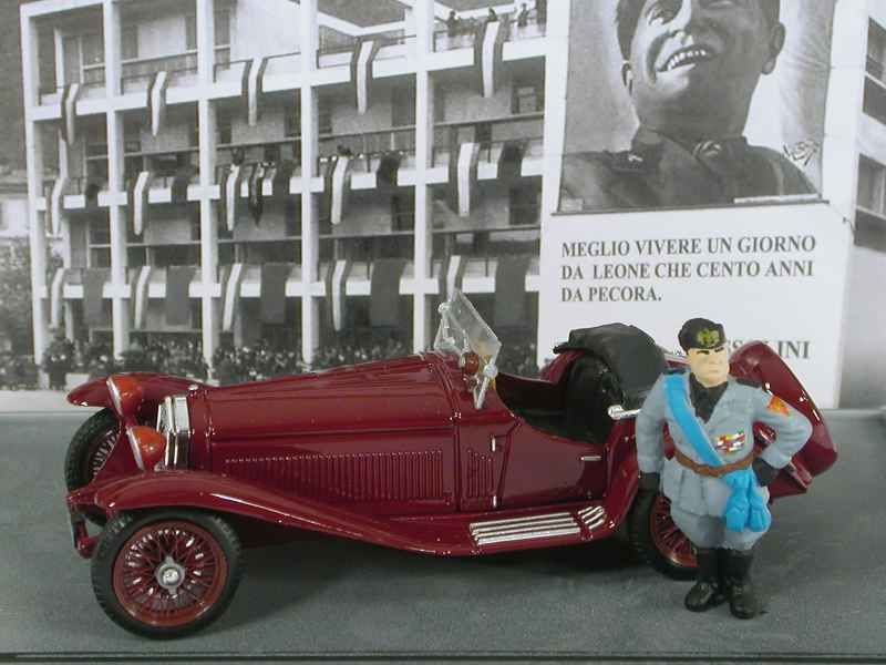 45399 Alfa Romeo 1900 CASA DEL FASCIO 1930