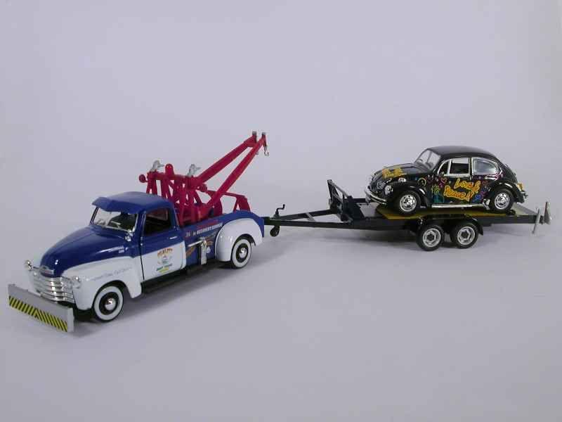 46143 Chevrolet 3100 Pick-Up Dépanneuse 1953