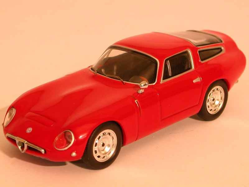 46421 Alfa Romeo GTZ Tubolare