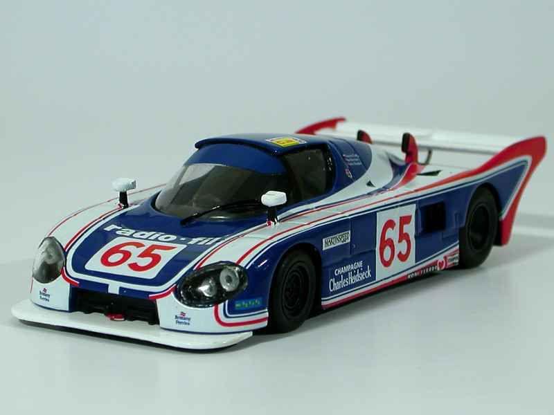 46581 Divers ADA Ford 01 Le Mans 1983