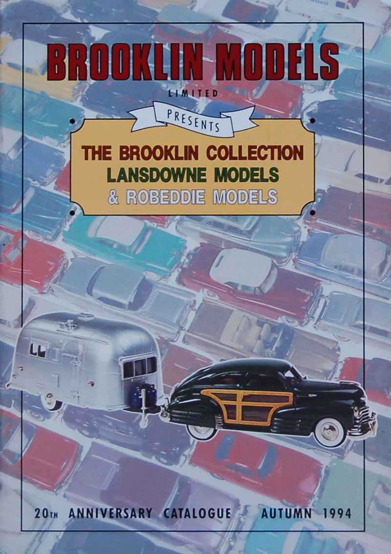 466 Catalogue Brooklin 1994