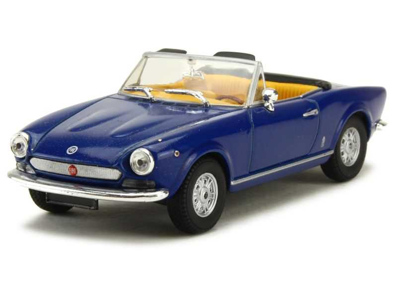 46631 Fiat 124 Spyder 1979