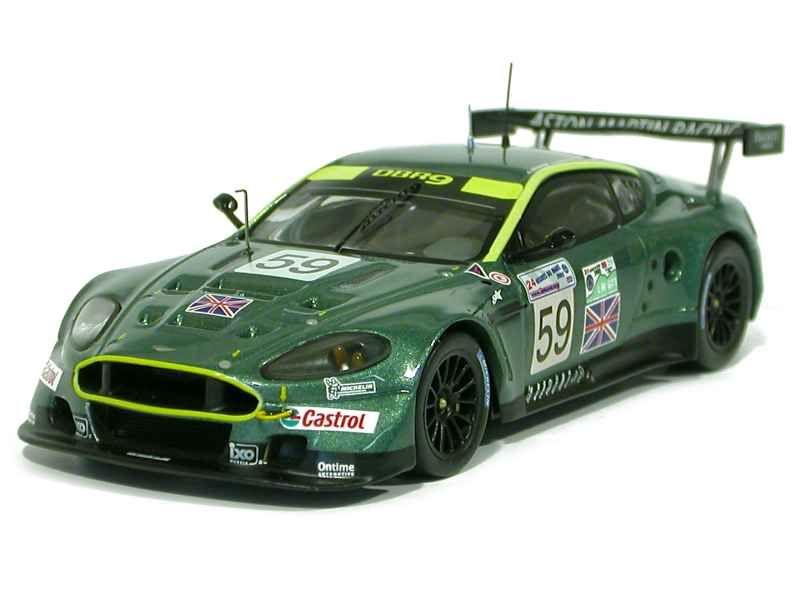 46786 Aston Martin DBR9 Le Mans 2005