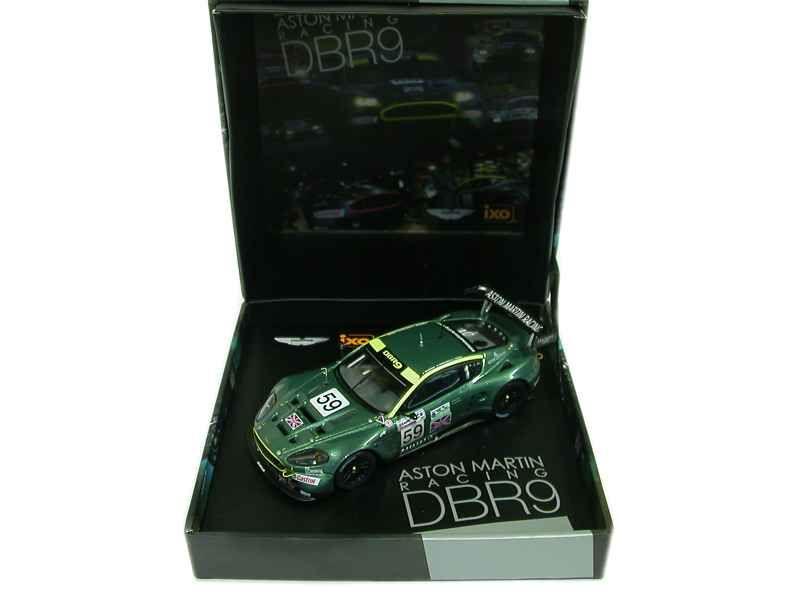 46804 Aston Martin DBR9 Le Mans 2005