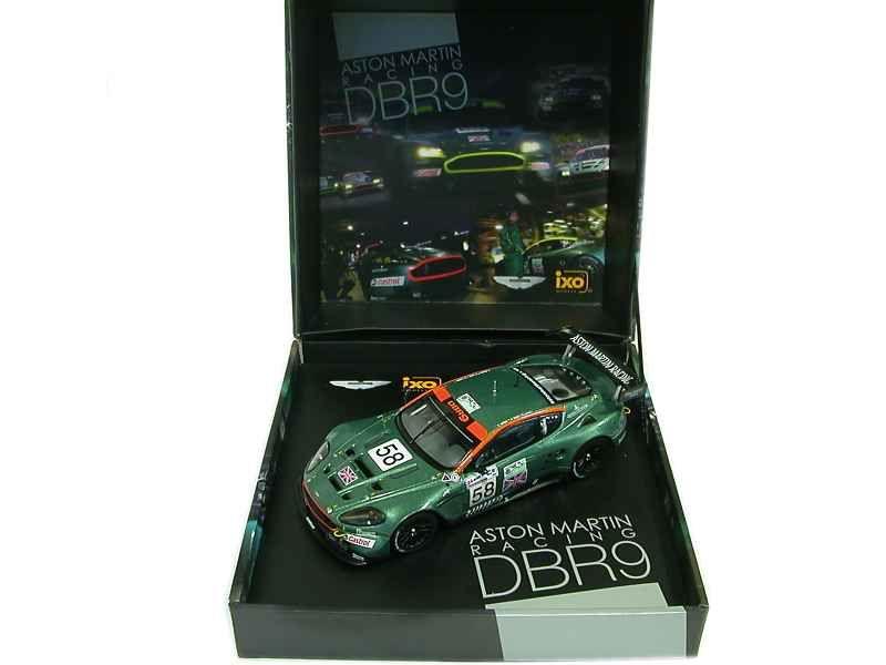 46805 Aston Martin DBR9 Le Mans 2005