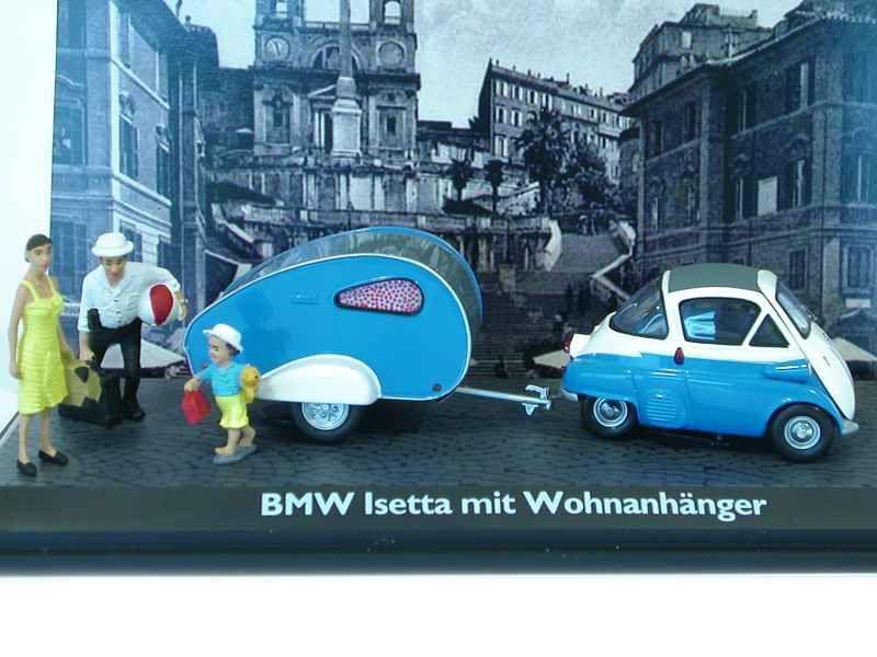 46933 BMW Isetta 250 Camper