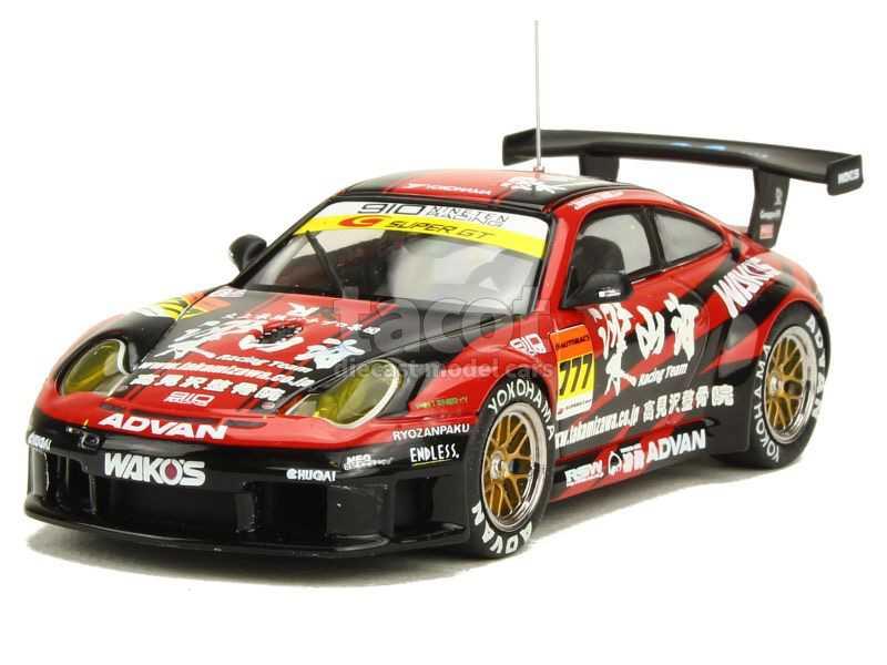 46980 Porsche 911/996 GT3RS Super GT 2005