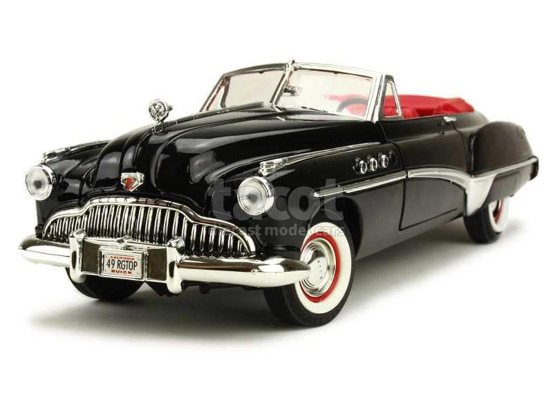 47180 Buick Roadmaster Cabriolet 1949