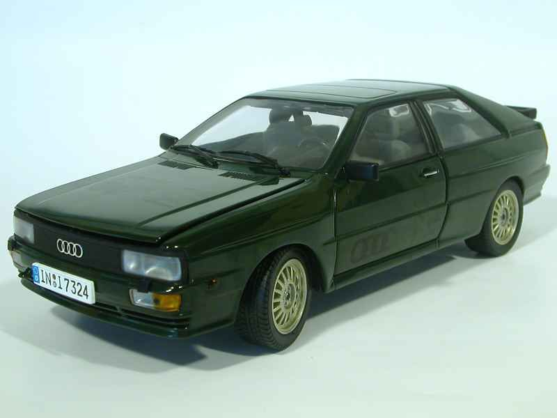 47252 Audi Quattro Coupé 1981