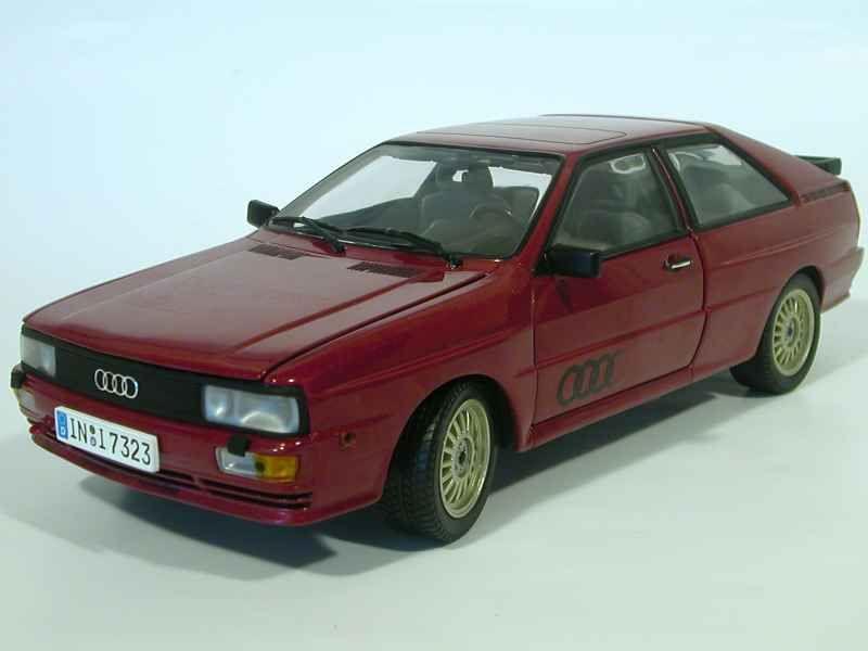 47253 Audi Quattro Coupé 1981