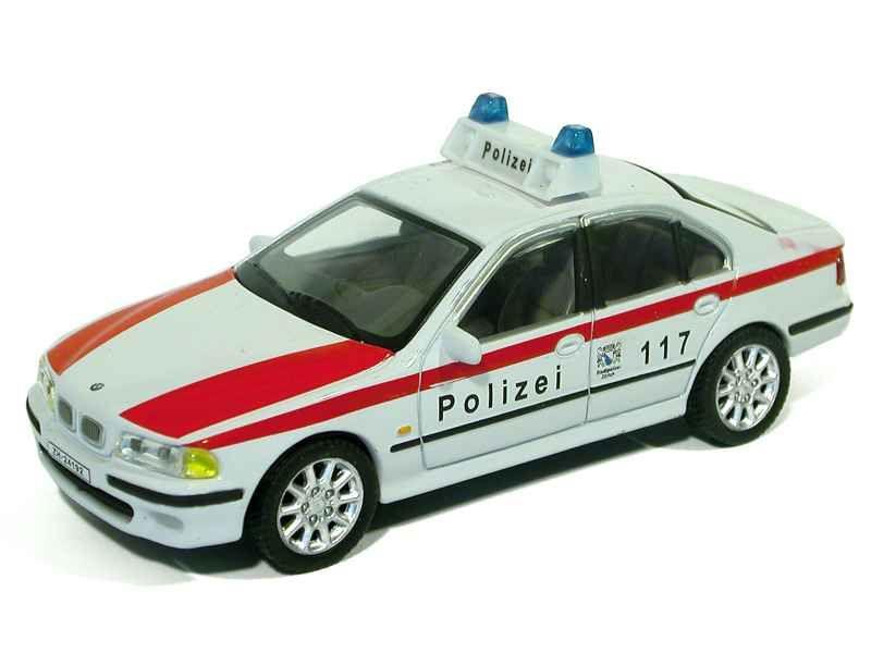 47292 BMW 530/ E39 Police