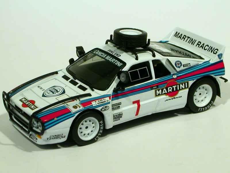 48087 Lancia 037 Rally Evo Safari 1984