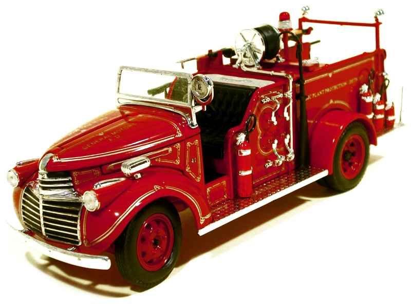 48788 GMC Fire Truck 1941