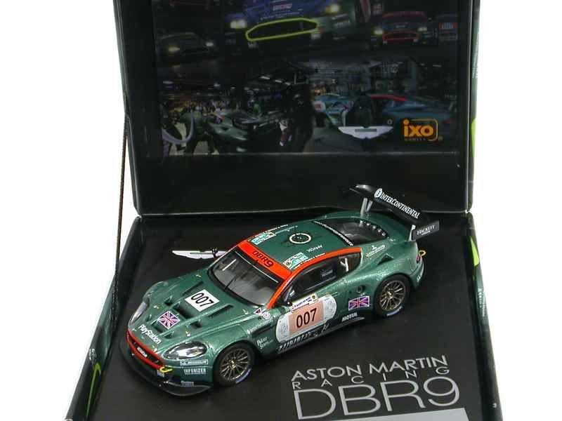 48919 Aston Martin DBR9 Le Mans 2006
