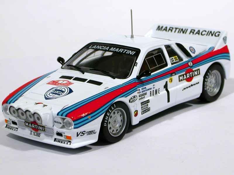48925 Lancia 037 Rally Monte Carlo 1983
