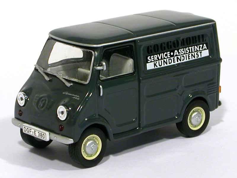 49112 Glas Goggomobil TL 250 1963