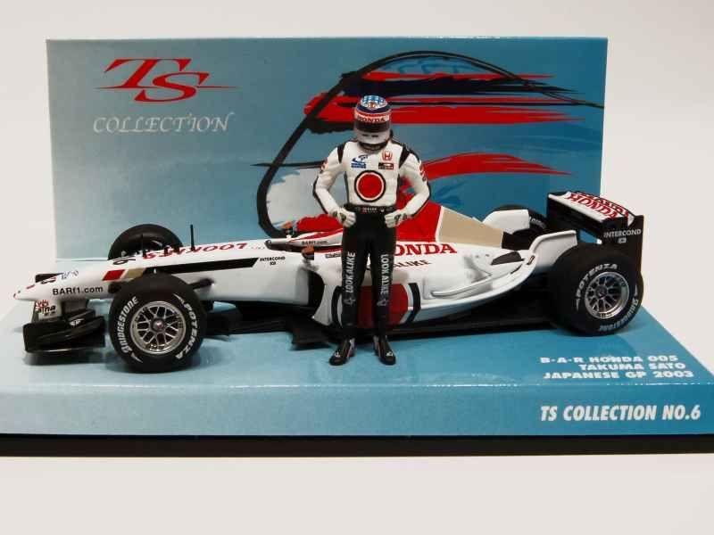 49793 BAR 005 Honda Japan GP 2003