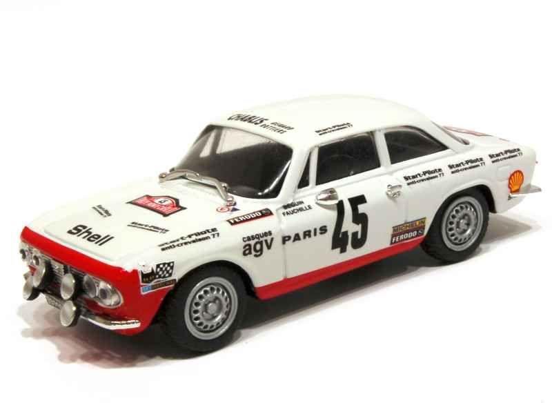 50005 Alfa Romeo Giulia GTV Monte Carlo 1976