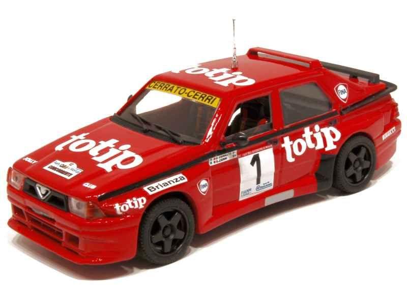 50006 Alfa Romeo 75 Evo Imsa Rally Monza 1990