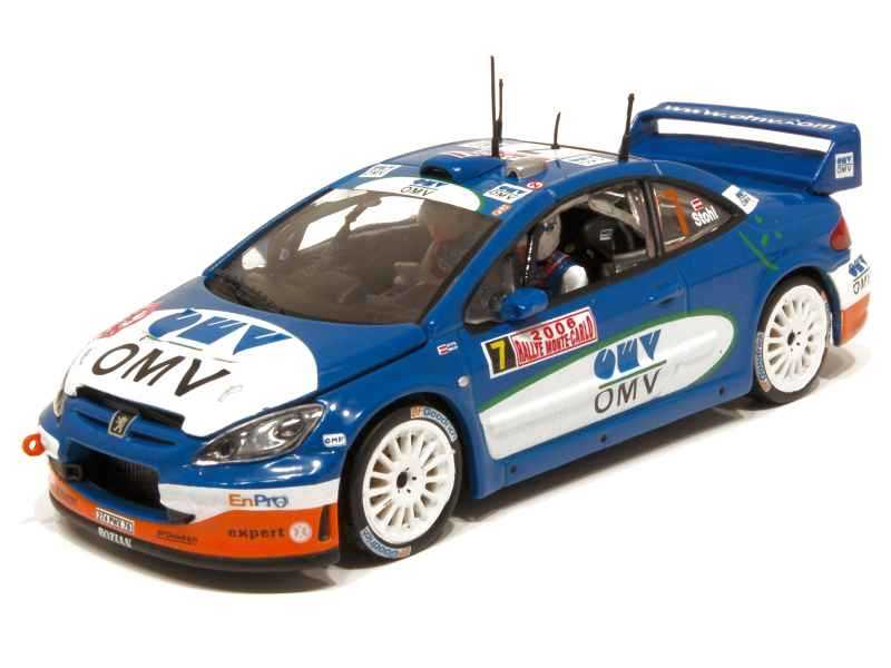 50039 Peugeot 307 WRC Monte Carlo 2006