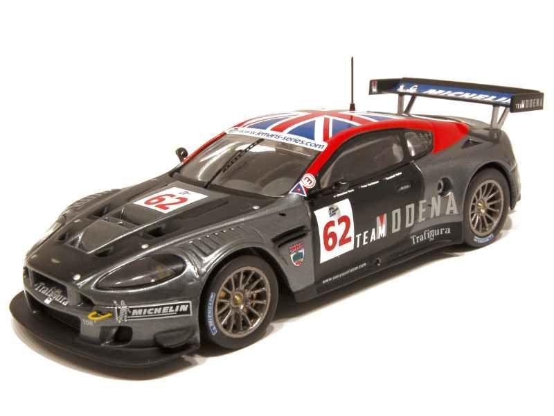 50201 Aston Martin DBR9 1000 Km Spa 2006