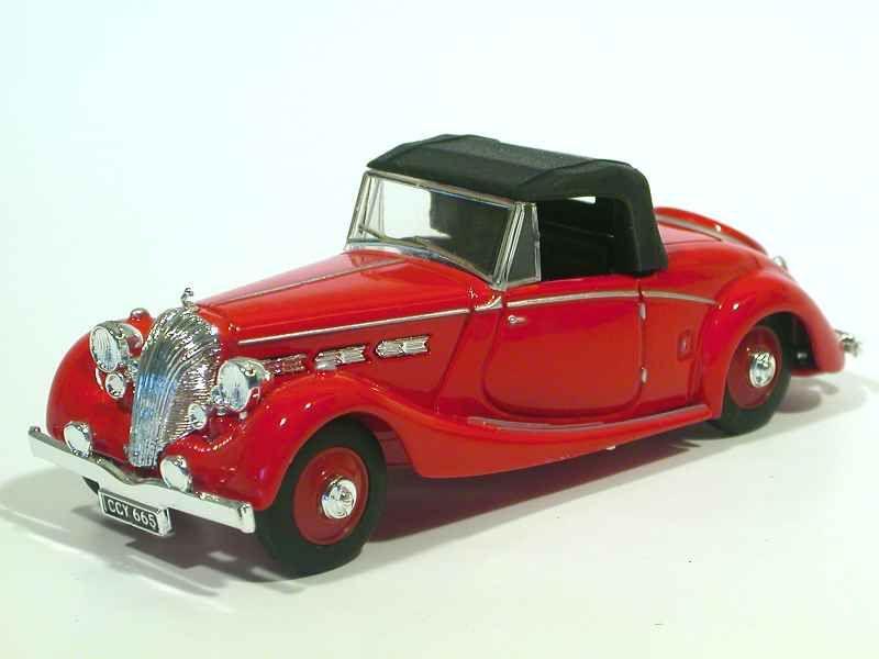 5072 Triumph Dolomite Cabriolet 1939