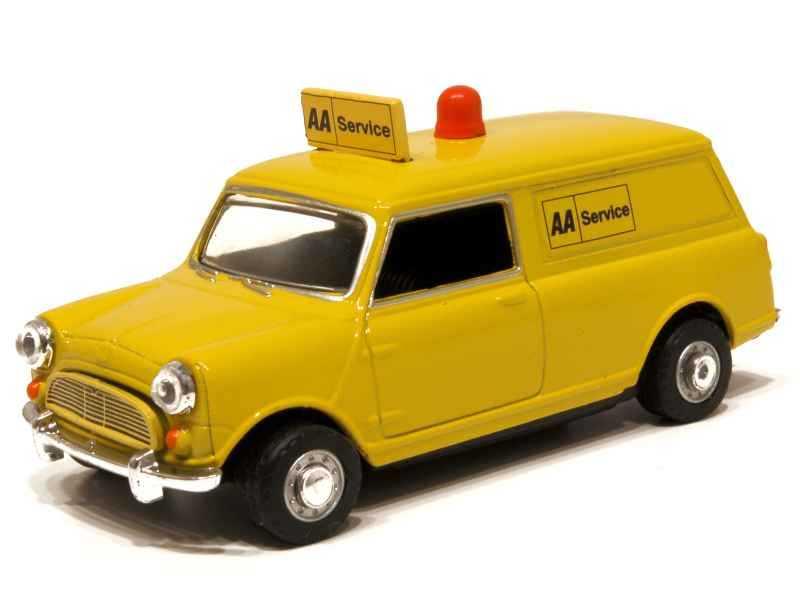 50843 Austin Mini Van