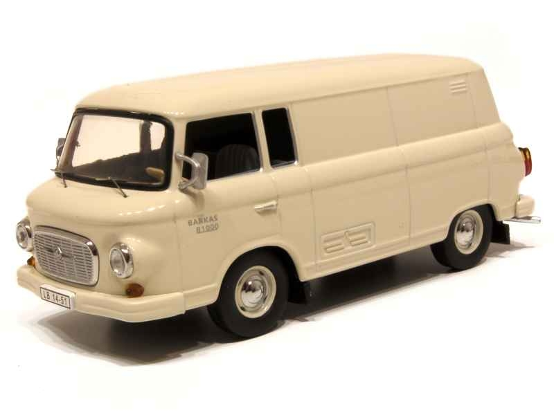 52338 Barkas B1000 Van 1956