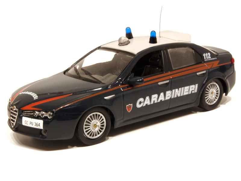 53019 Alfa Romeo 159 Carabinieri