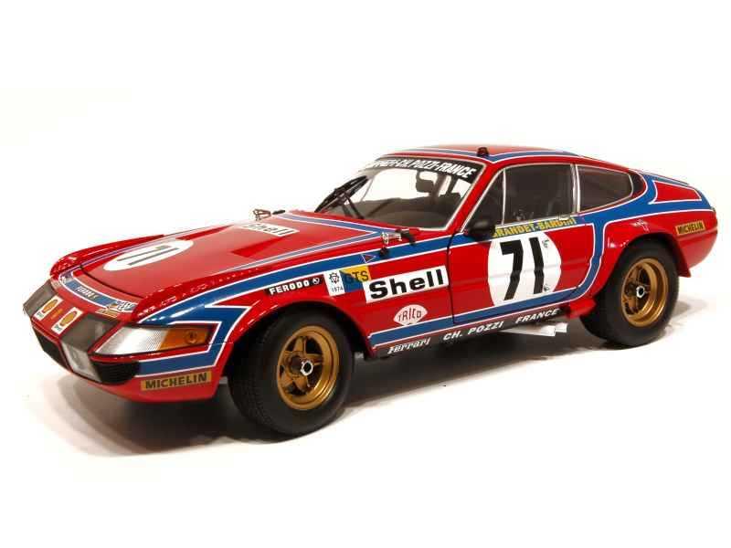 53734 Ferrari 365 GTB4 Le Mans 1974