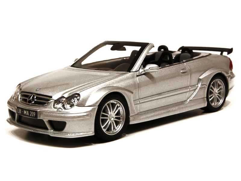 53752 Mercedes CLK DTM AMG Cabriolet/ W209 2005