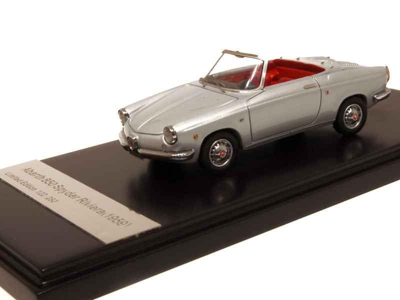 54172 Abarth 850 Spyder Riviera 1959
